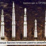 Твердотопливные ракеты, которые были созданы в МИТ (Московский институт теплотехники)