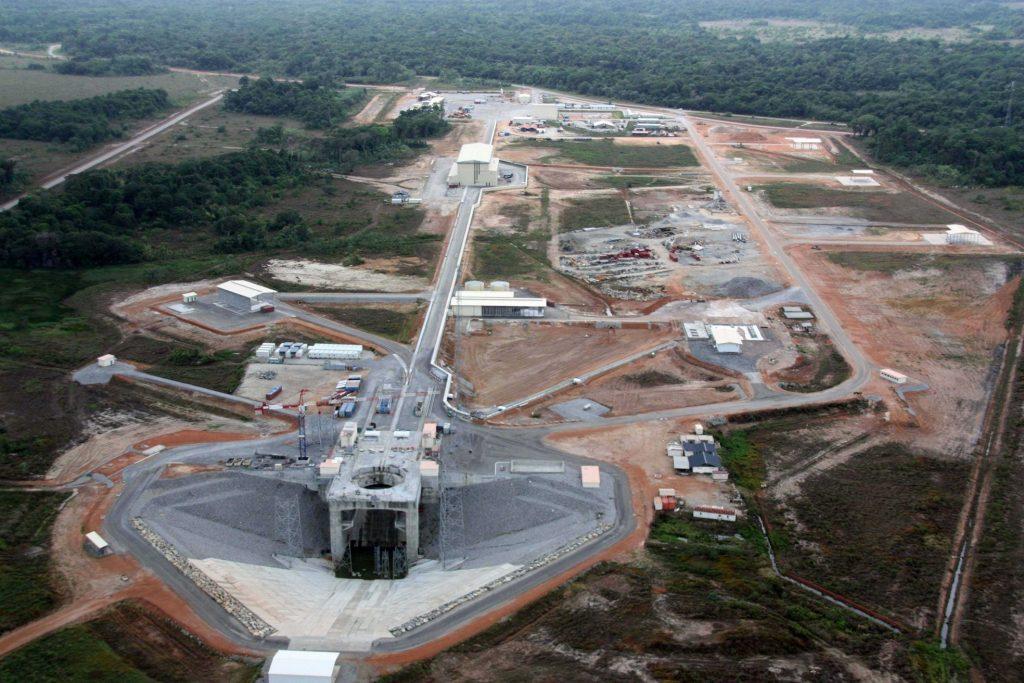 Космодром Куру или Гвианский космический центр