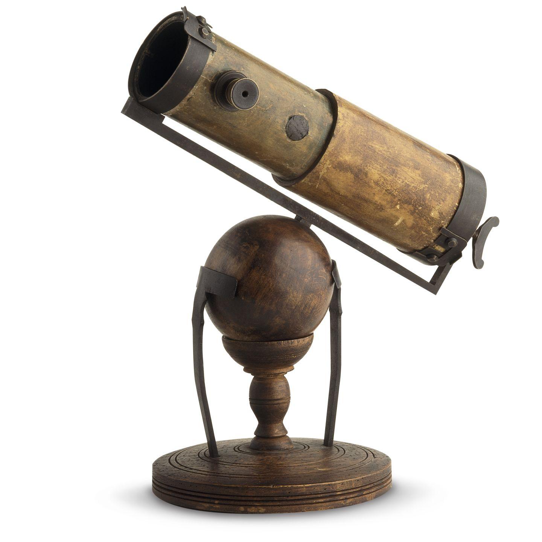 Телескоп Христиана Гюйгенса при помощи которого удалось сделать немало астрономических открытий
