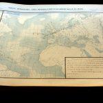 Карты погоды Франции и Европы, созданные в Обсерватории Парижа под руководством Леверье