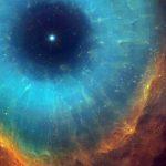 """Снимки """"cometary knots"""" в планетарной туманности """"Улитка"""" с помощью телескопа """"Хаббл"""""""
