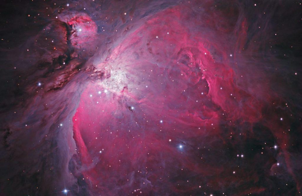 Как найти созвездие и туманность Ориона на небе