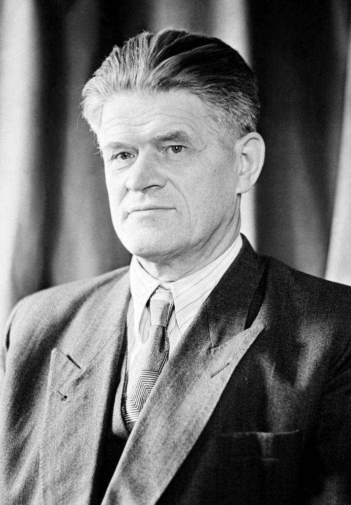 Павел Черенков, 1958 год