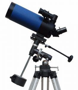 В телескопе Максутова-Кассегрена роль линзы-корректора исполняет мениск – выпукло-вогнутая линза большой кривизны.