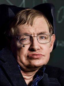 С помощью датчика Стивен Хокинг мог управлять компьютером и общаться с окружающими