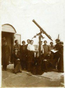 Астрономические курсы профессора Штернберга в московской обсерватории