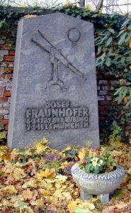 Надгробие Йозефа Фраунгофера