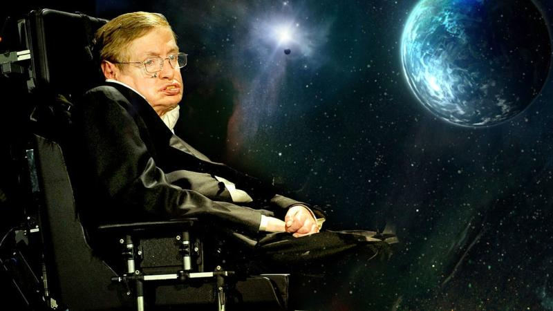 Стивен Хокинг: «Там, где есть жизнь, всегда была и будет надежда».