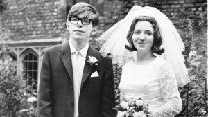 1965 г. Свадьба Стивен Хокинга