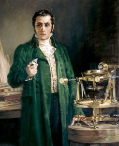 Фраунгофер считал делом своей жизни изобретение совершенных ахроматических линз