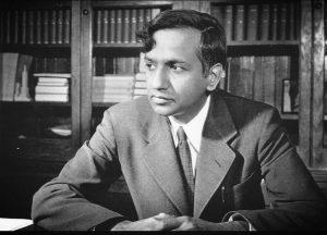 Чандрасекар в Чикагском университете