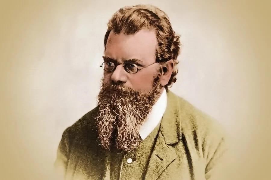 Людвиг Больцман (1844-1906)