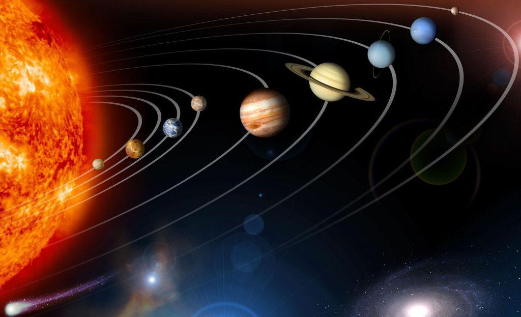 Как измеряют массу планет