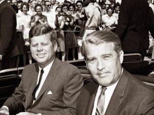 Вернер фон Браун и Кеннеди