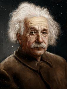 В начале двадцатого века Альберт Эйнштейн начал изучать фотоэффект