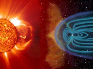 Ультрафиолетовой излучение в солнечном спектре