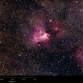 Туманность Омега — Мессье 17