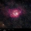 Туманность Лагуна - Мессье 8