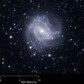 Галактика Южная Вертушка — Мессье 83