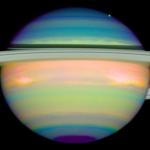 Планета в исскуственных цветах