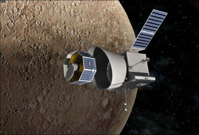 Космический аппарат BepiColombo