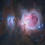 Любительский снимок M42