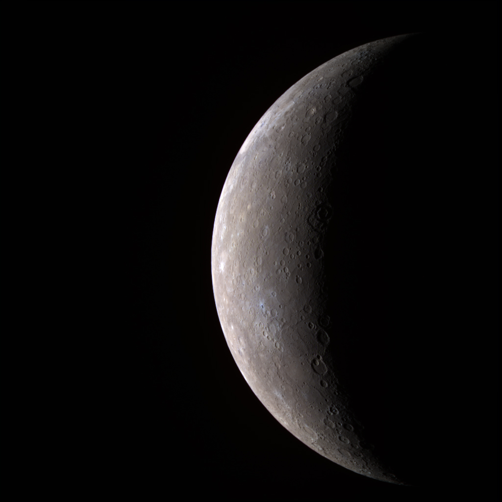 Фотография Меркурия