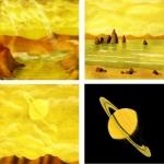 Поверхность Титана