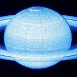 Сатурн в УФ