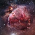 Туманность Ориона M42. Автор Bill Snyder