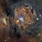 Туманность Ориона или M42