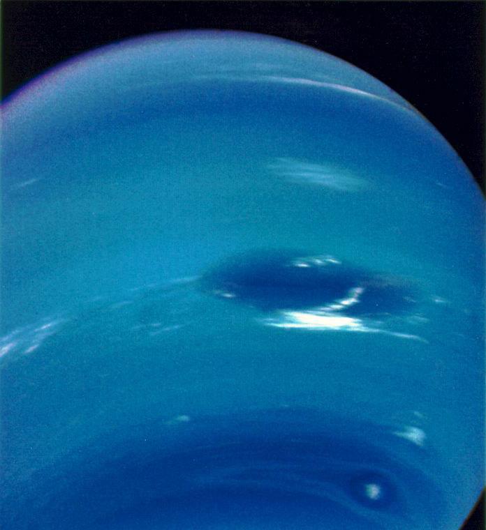 Нептун с Вояджера-2