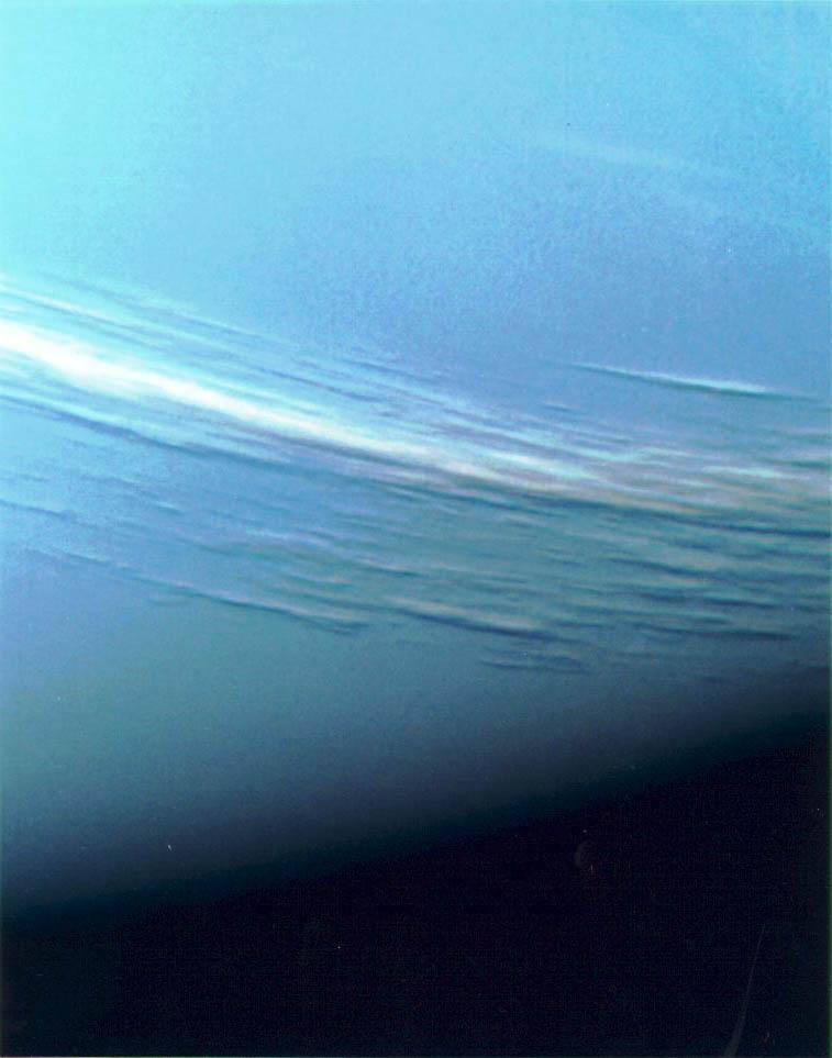 Облака над Нептуном