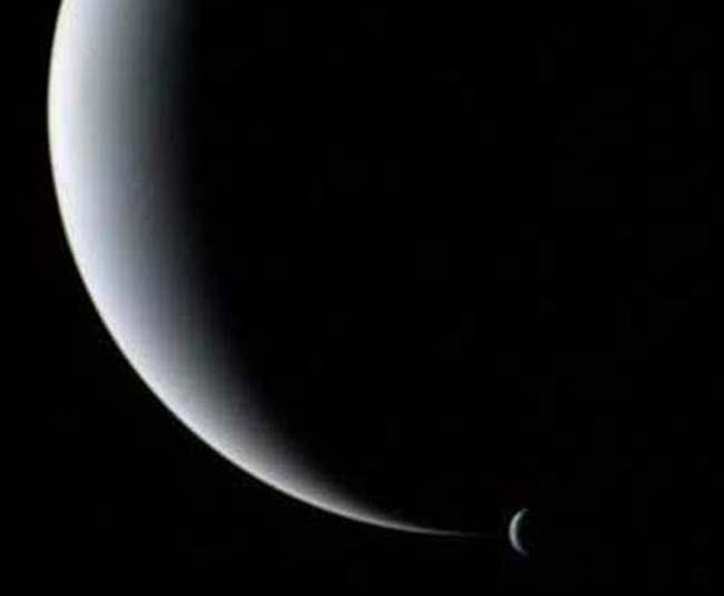 Серпы Нептуна и Тритона