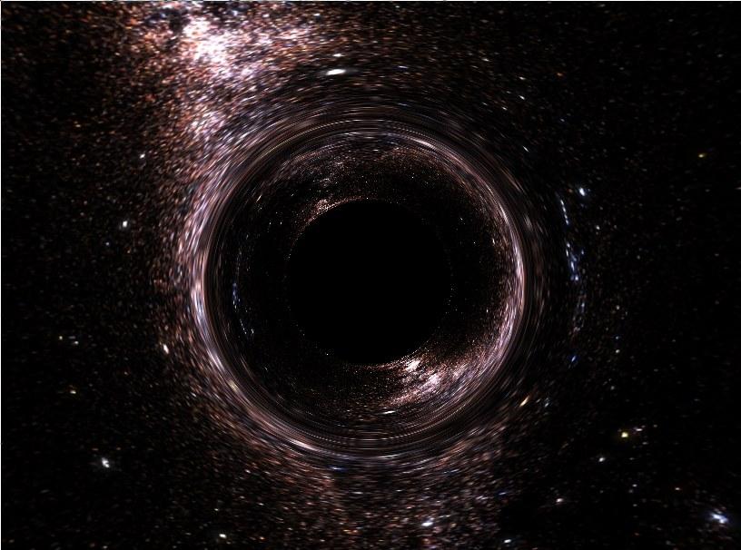 Загадочные черные дыры