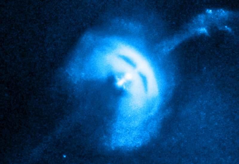 Загадка пульсара Вела