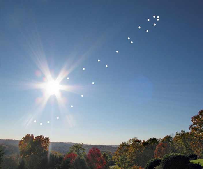 Аналемма Солнца
