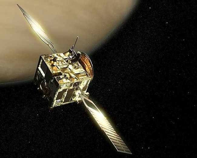 Исследование Венеры