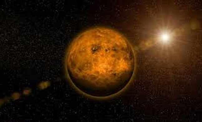 Рисунок Венеры