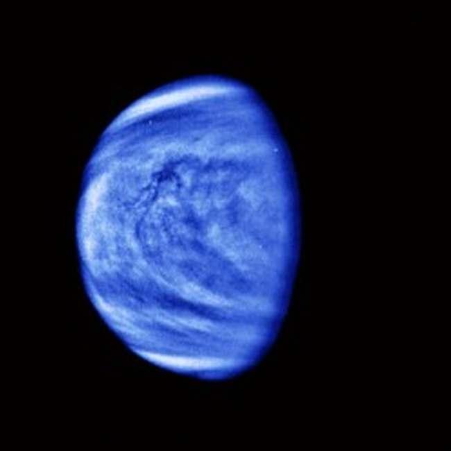 Самая яркая планета Венера