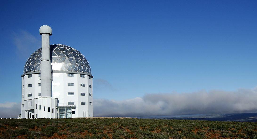 Большой южно-африканский телескоп