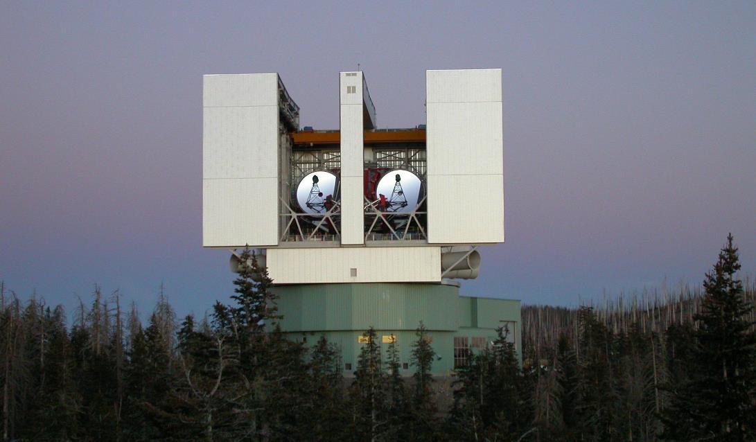 Большой бинокулярный телескоп