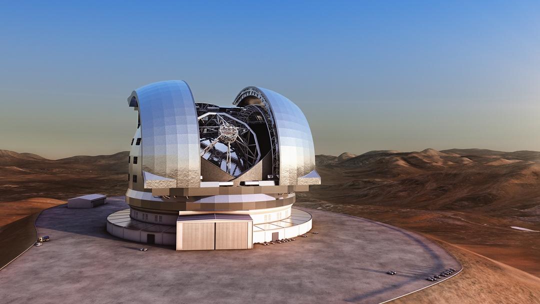 Европейский экстремально большой телескоп