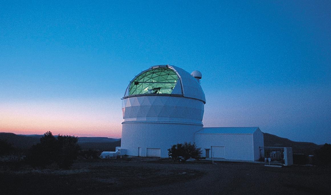 Телескоп Хобби — Эберли