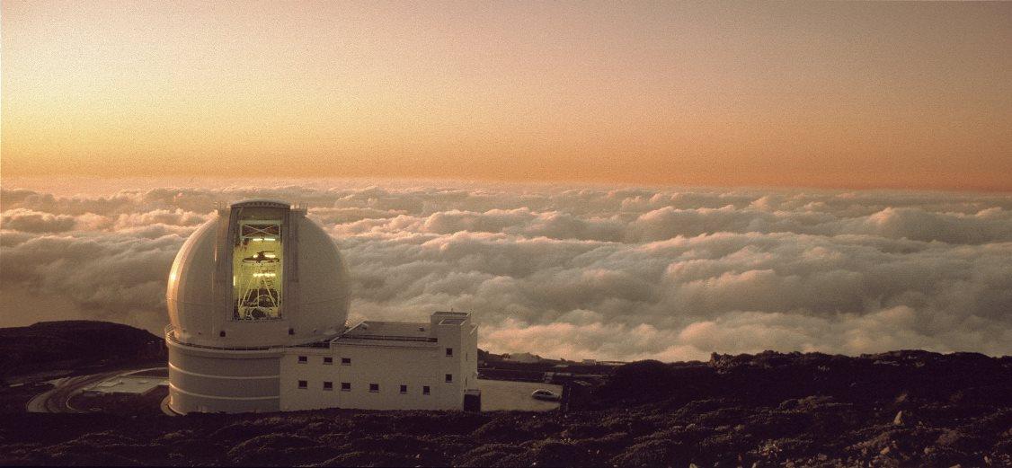 Большой Канарский телескоп