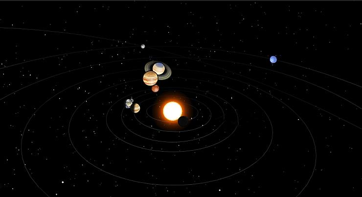 Схема солнечной системы названиями фото 134