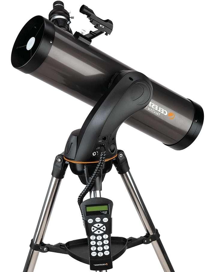 Телескоп Сelestron NexStar 130 SLT