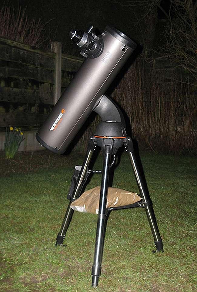 Телескоп Сelestron NexStar 130