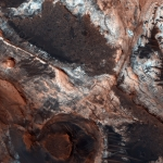Древняя комба Mawrth Vallis