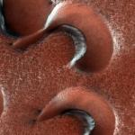 Дюны получи и распишись Марсе
